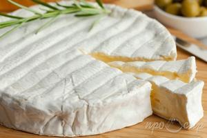 Рецепт сыра Бри